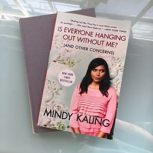 2 Mindy Kaling books!